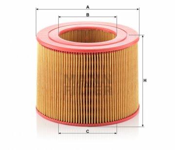 Воздушный фильтр Mann C20189 - фото 1
