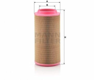 Воздушный фильтр Mann С20500 - фото 1