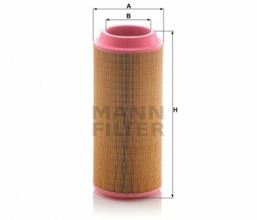 Воздушный фильтр Mann C16400 - фото 1