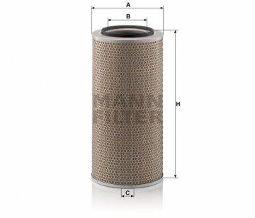 Воздушный фильтр Mann C24650/1 - фото 1