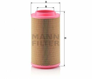 Воздушный фильтр Mann С23610 - фото 1