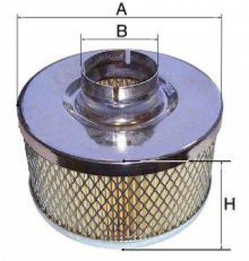 Воздушный фильтр Sotras SA7039 - фото 1