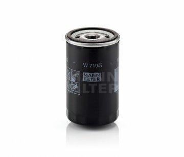Масляный фильтр MANN W 719/5 - фото 1