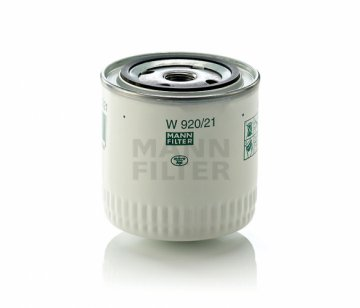 Масляный фильтр MANN W 920/21 - фото 1