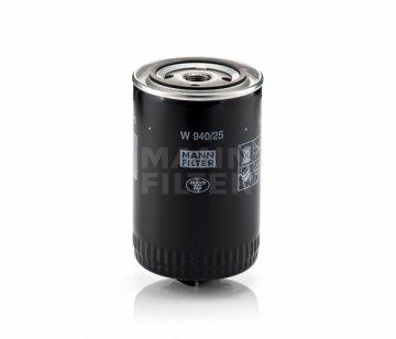 Масляный фильтр MANN W 940/25 - фото 1