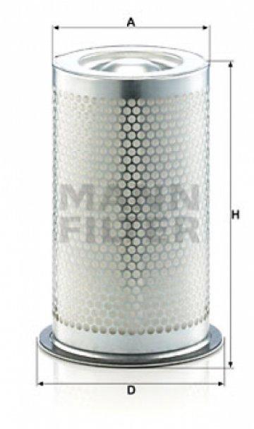 Сепаратор Mann 4930153131 (LE9020x) - фото 1