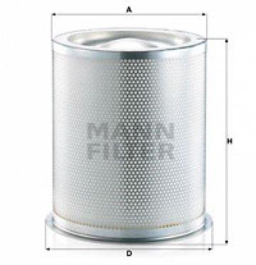 Сепаратор MANN 4930553101 - фото 1