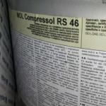 Масло MOL Compressol RS46 (50л)