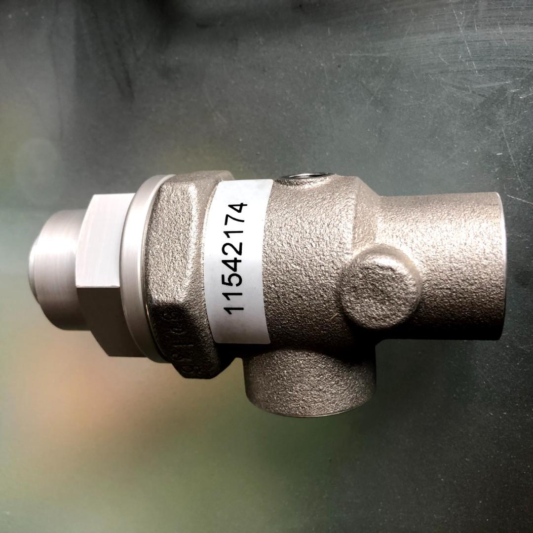 Обратный клапан/КМД CompAir ZS1111173/11542174 - фото 1
