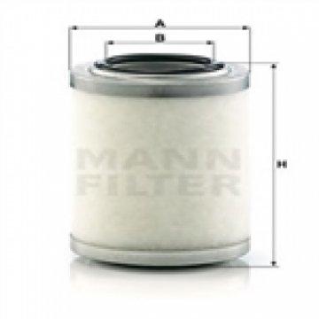 Сепаратор Mann 4900055241 (LE3009) - фото 1