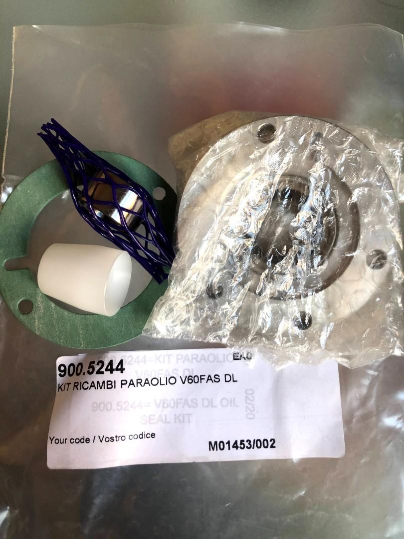 Ремкомплект сальника блока VMC V60 - фото 1