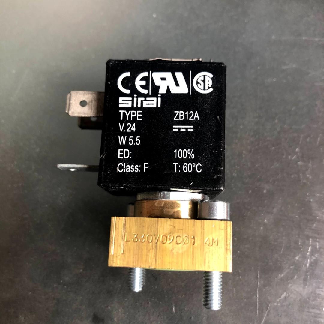 Соленоидный клапан CompAir 100012563 - фото 1