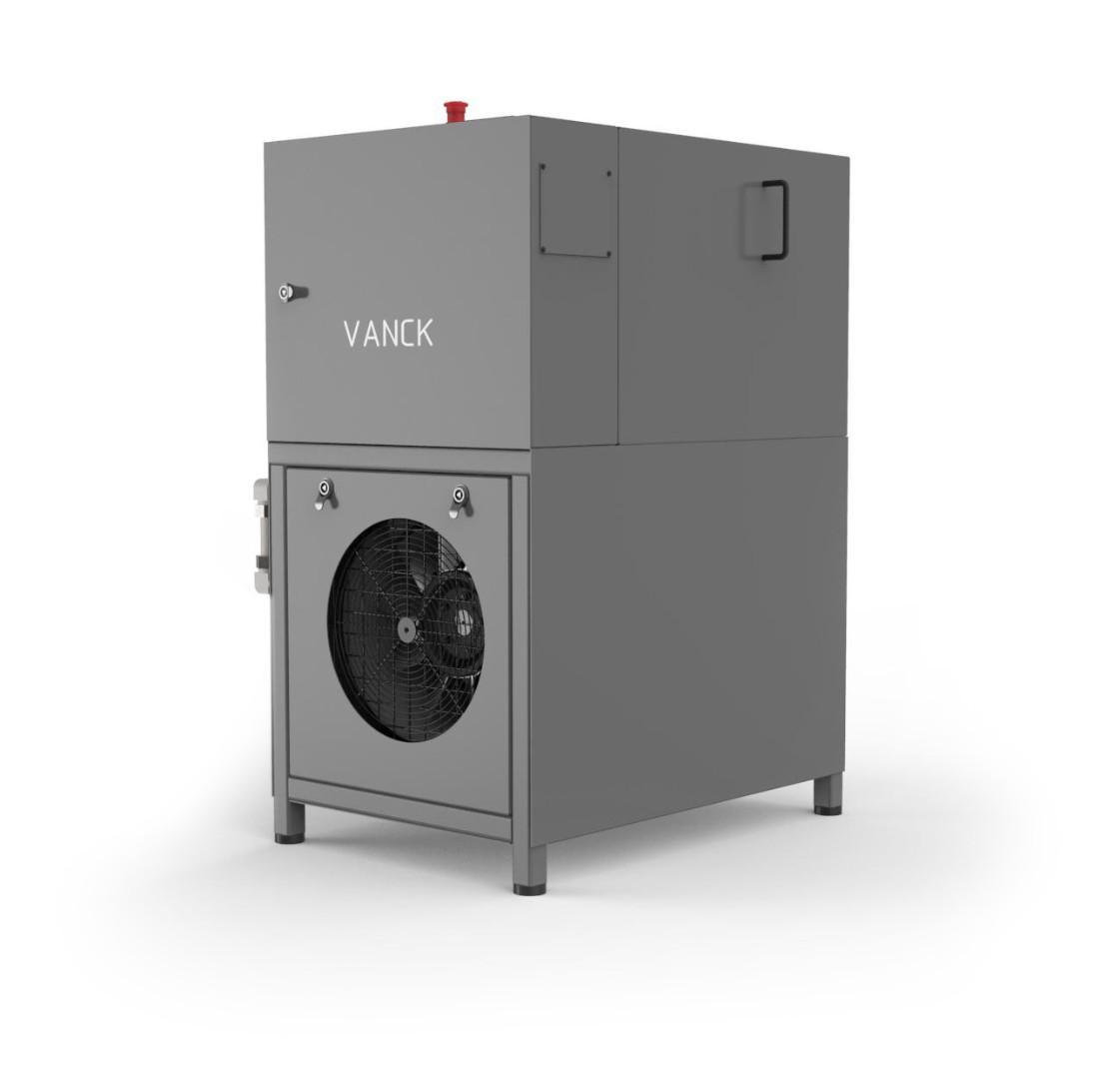 Винтовой компрессор VANCK ASC04/8 - фото 1