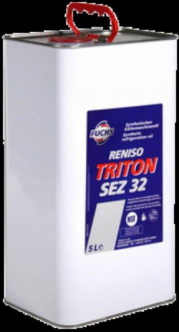Масло RENISO TRITON SEZ 32 кан. 5л - фото 1