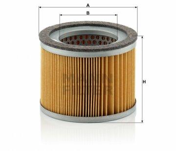 Воздушный фильтр Mann С1112/2 - фото 1
